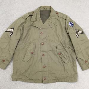 【アメリカの軍服】陸軍M38フィールドジャケットとは? 0521  🇺🇸 ミリタリー