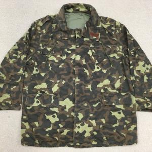 【ロシアの軍服】陸軍迷彩防寒ジャケット(ブタン迷彩)とは? 0524 🇷🇺 ミリタリー