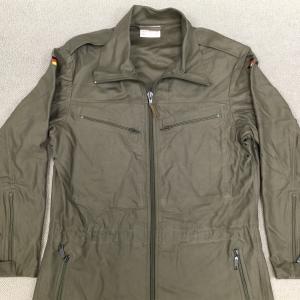 【ドイツの軍服】戦車兵用オールシーズンカバーオール(OD単色モデル)とは? 0541 🇩🇪 ミリタリー
