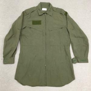 【カナダの軍服】空軍へリクルーシャツ(難燃・OD)とは? 0555  🇨🇦 ミリタリー
