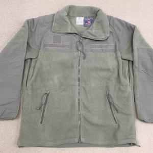 【アメリカの軍服】陸軍ECWCS防寒フリースジャケット(3GEN・LV3)とは? 0557  🇺🇸 ミリタリー