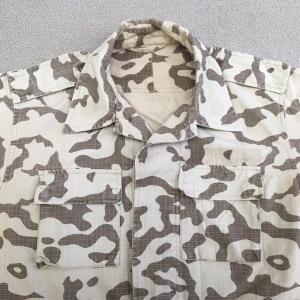 【ウクライナの軍服】陸軍砂漠用迷彩ジャケット(デザートブタン迷彩)とは? 0559  🇺🇦  ミリタリー