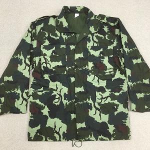 【インドネシアの軍服】陸軍リバーシブル迷彩フィールドジャケット(ミッチェルパターン)とは? 0637  🇮🇩 ミリタリー