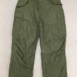 【アメリカの軍服】M65フィールドトラウザース(オリーブグリーン)とは? 0638  🇺🇸 ミリタリー