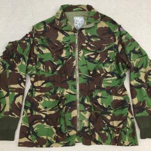 【イギリスの軍服】陸軍空挺迷彩スモック(DPM・モデル品)とは? 0641  🇬🇧 ミリタリー