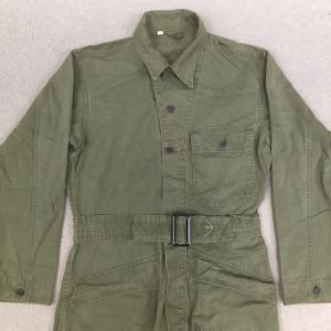 【アメリカの軍服】陸軍HBTユーティリティカバーオールとは? 0642  🇺🇸 ミリタリー
