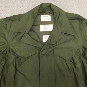 【アメリカの軍服】M50フィールドジャケット(末期生産型)とは? 0645  🇺🇸 ミリタリー