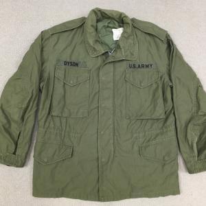 【アメリカの軍服】M65フィールドジャケット(2nd・OG・ベトナム戦争ロット)とは? 0724 🇺🇸 ミリタリー