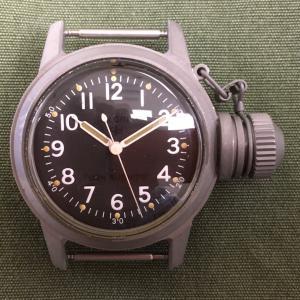 ミリタリーウォッチの定番!【アメリカ軍装備品】海軍特殊部隊UDT用防水腕時計(BUSHIPS)とは? 0756 🇺🇸 ミリタリー