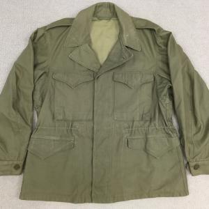 シリーズ4番目のモデルです!【アメリカの軍服】陸軍M43フィールドジャケット(370–C)とは? 0773 🇺🇸 ミリタリー