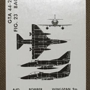 お馴染みの機種も沢山!【アメリカ軍装備品】陸軍航空機識別訓練用カードセット(1977年)とは?0876 🇺🇸 ミリタリー