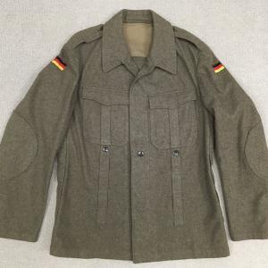 精悍なデザイン!【ドイツの軍服】陸軍ウールジャケット(西ドイツ軍時代)とは?0909 🇩🇪 ミリタリー