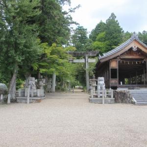 武芸八幡宮