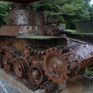 若獅子神社 旧陸軍少年戦車兵学校跡に行ってきました@静岡県富士宮市