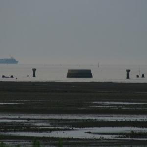 宇佐海軍航空隊 標的跡に行ってきました@大分県宇佐市