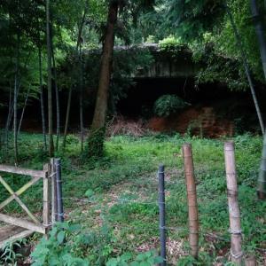 旧陸軍八日市飛行場掩体壕に行ってきました@滋賀県東近江市
