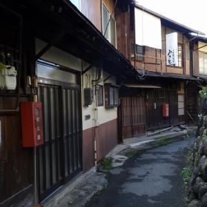 二本松遊郭跡に行ってきました④@長野県飯田市