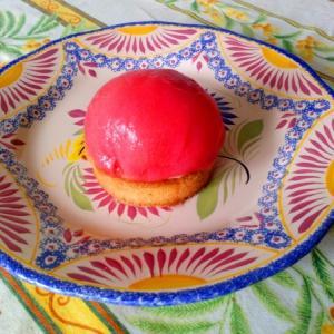 桃色のタルト