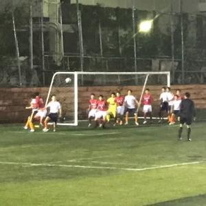 2019 東京都 U-18 サッカーT1リーグ  9/18  第6節   vs  東京朝鮮