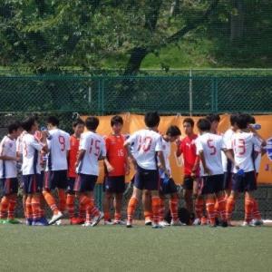2019 東京都 U-18 サッカーT2リーグ   9/22  第13節  vs. 駒澤大高B