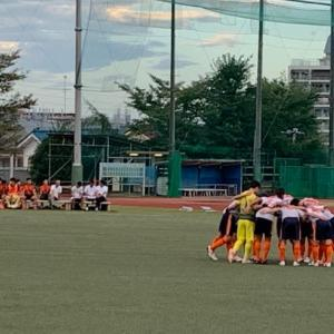 2019 東京都 U-18 サッカーT1リーグ   9/23   第13節  vs.  実践学園
