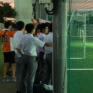 2019 東京都 U-18 サッカーT4リーグ 9/24 第5節 vs.大森学園