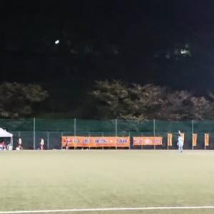 2019 東京都 U-18 サッカーT2リーグ 9/28 vs.国士舘