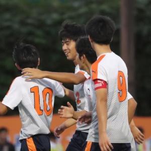 2019 東京都 U-18 サッカーT1リーグ   10/5 第15節  vs  東京朝鮮