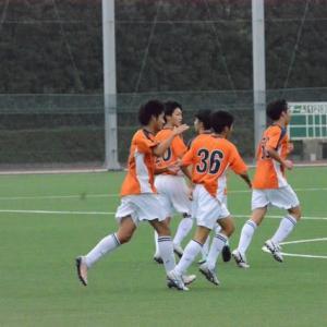 第72回杉並区民体育祭 2回戦(11/3) vs. 東京立正高校