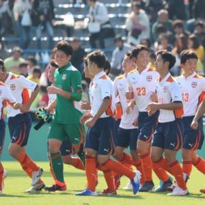 第98回全国高校サッカー選手権大会 東京都2次予選 Aブロック 準決勝