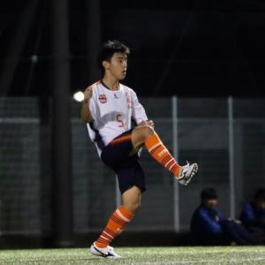 2019 東京都 U-18 サッカーT2リーグ 第16節 11/24 vs.大成