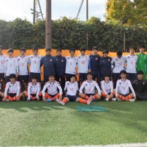 2019 東京都 U-18 サッカーT2リーグ  12/1  第17節  vs.  国士舘