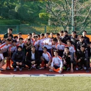 2019 東京都 U-18 サッカーT1リーグ  第18節  12/8  vs. 町田ゼルビア