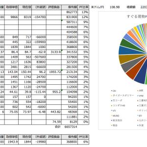【運用成績】2020年2月(年初来▲17.3%)