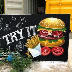 新星★シラチャにハンバーガー屋さんOPEN【Dee Burger】