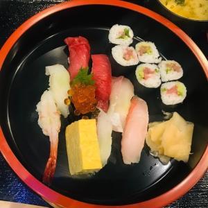 コスパ抜群の寿司@ナナ駅【ゆう奈】