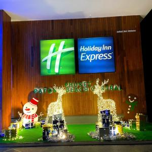 コスパ抜群のプーケットのホテル【Holiday Inn Express Phuket Paton Beach Central】