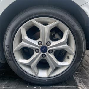 タイヤ交換したらまさかの…