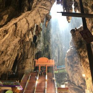 【マレーシア④】KLはツインタワーよりもバトゥ洞窟