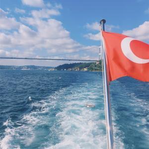 【トルコ②】トルコにウユニ塩湖!?アンカラ、イスタンブールでカウチサーフィン。