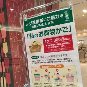 【レジ袋】再利用できる「買い物かご」イトーヨーカドーで販売され