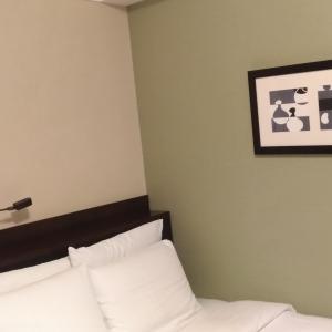 【ANAクラウンプラザホテル】大阪部屋レビュー写真画像2020年11月
