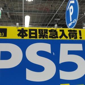 【プレステ5】ヨドバシPS5販売している?7月24日に