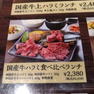 【梅田】焼肉ランチ人気?高級そう「牛肉の牛太 本陣」初めて
