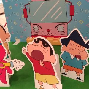 【クレヨンしんちゃん】あべのキューズモール「キャンペーン」