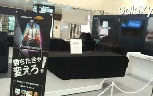 【スマホイベント】ギャラクシーS10評価は?阪急梅田ビッグマン前