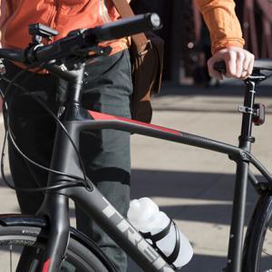 マウンテンバイクをクロスバイクにしたいのですが