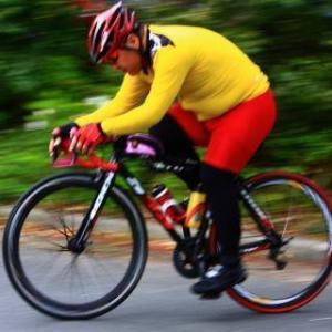 自転車乗ってる人最大何キロ乗った?