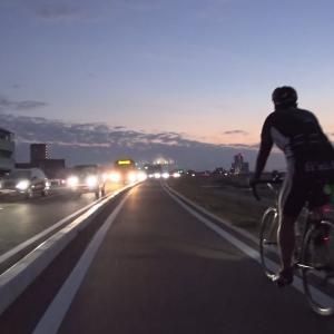 夜サイクリングに行こうってのは無謀?
