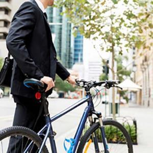 車通勤を自転車にしたらマイナス10キロ痩せた